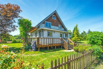 Lewis County Single Family Home For Sale: 637 Boistfort Rd