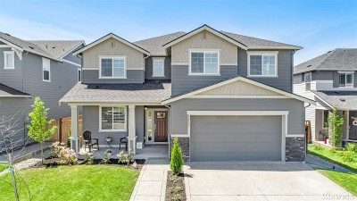 Bonney Lake Single Family Home For Sale: 13512 182nd Ave E