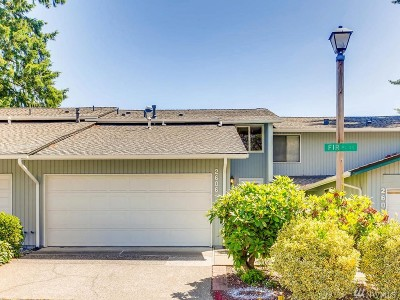 Auburn Single Family Home For Sale: 2606 Fir Place SE