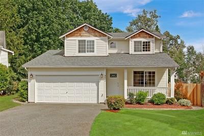 Lake Stevens Single Family Home For Sale: 9514 17th St NE