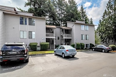 Federal Way Condo/Townhouse For Sale: 33020 S 17th Place #B107