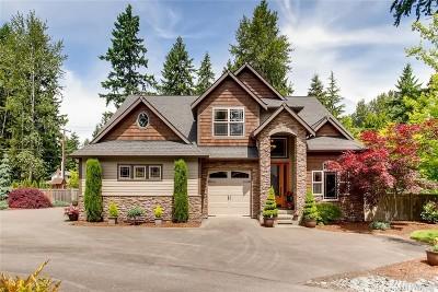 Pierce County Single Family Home For Sale: 15411 130th Av Ct E