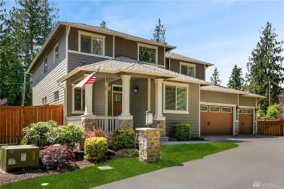 Bonney Lake Single Family Home For Sale: 20709 61st St E