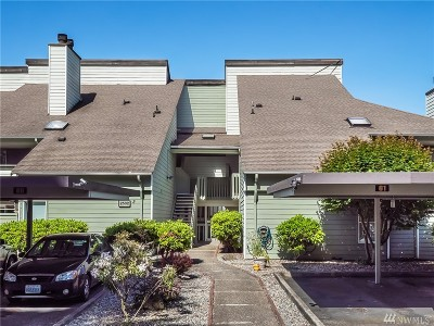 Federal Way Condo/Townhouse For Sale: 2532 S 317th St #208