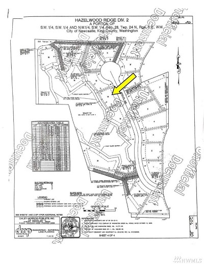 Newcastle Residential Lots & Land For Sale: 7339 117th Place SE