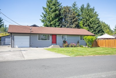 Monroe Single Family Home For Sale: 17615 157th Place SE
