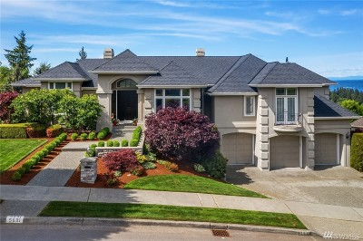 Bellevue Single Family Home For Sale: 5691 176th Place SE