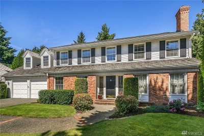 Sammamish Single Family Home For Sale: 22626 SE 47th Ct