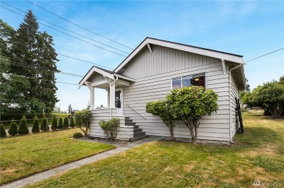 Seattle Single Family Home For Sale: 8157 10th Ave SW