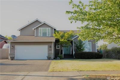 Buckley Single Family Home For Sale: 1356 Olsen Ave