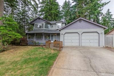 Pierce County Single Family Home For Sale: 16410 96th Av Ct E