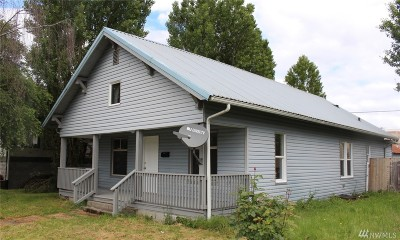 Lewis County Single Family Home For Sale: 282 SW James St