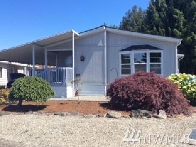 Skagit County Mobile Home For Sale: 2725 E Fir St #46