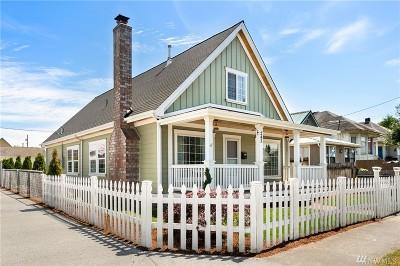 Monroe Single Family Home For Sale: 243 N Madison St