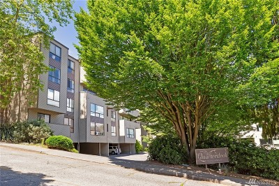 Seattle Condo/Townhouse For Sale: 3710 26th Place W #205