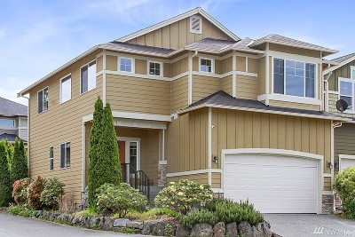 Bothell Condo/Townhouse For Sale: 19505 25th Dr SE