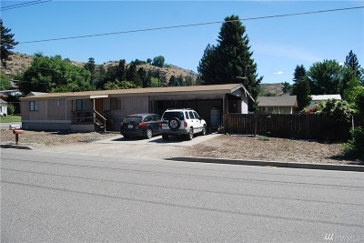 Chelan County Single Family Home For Sale: 530 Cedar St