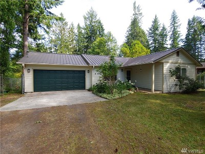 Shelton Single Family Home For Sale: 560 E Timberlakes East Dr