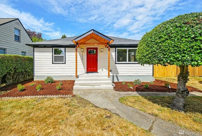 Seattle Single Family Home For Sale: 7337 28th Ave SW