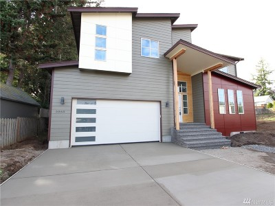 Ferndale Single Family Home For Sale: 5865 Malloy Ave
