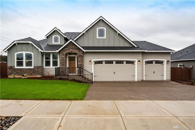 Port Orchard Single Family Home Pending: 2191 Donnegal Cir SW