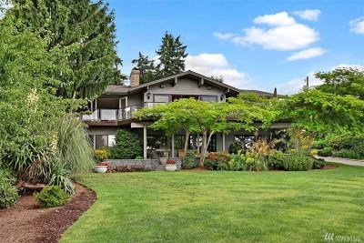 Kirkland Single Family Home For Sale: 10407 NE 52nd St