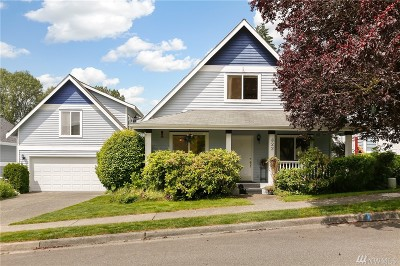 Snohomish Single Family Home For Sale: 822 Cottage Ave