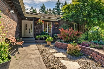 Bonney Lake Single Family Home Contingent: 6317 187th Ave E