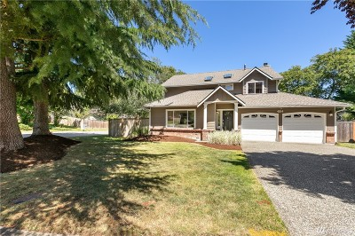 Issaquah Single Family Home For Sale: 4514 186th Ave SE