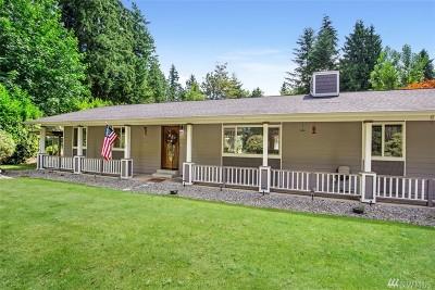 Pierce County Single Family Home For Sale: 11308 144th St E
