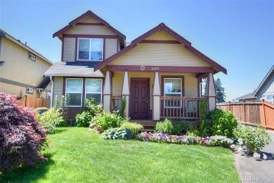 Centralia Single Family Home For Sale: 20129 Shamon Ct SW