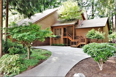 Thurston County Single Family Home For Sale: 6206 Tiger Tail Dr SW