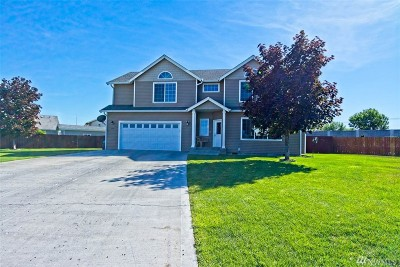 Moses Lake Single Family Home For Sale: 1331 E Greens Loop Rd