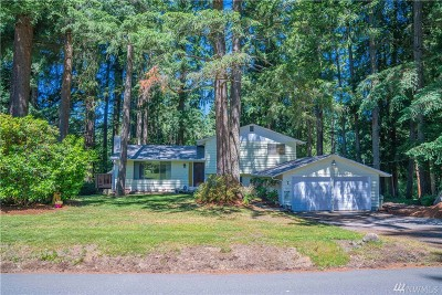 Lynnwood Single Family Home For Sale: 3 143rd St SE