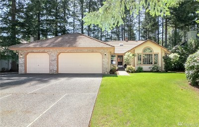 Port Orchard Single Family Home For Sale: 5971 Troon Ave SW