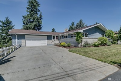 Burien Single Family Home For Sale: 14629 4th Ave S