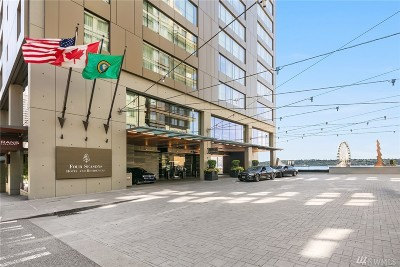 Condo/Townhouse For Sale: 99 Union St #1605