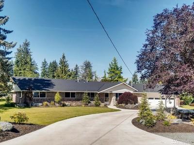Everett Single Family Home For Sale: 8702 Rivercrest Ave