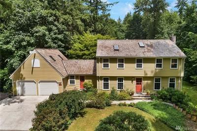 Redmond Single Family Home For Sale: 23044 NE 61st St
