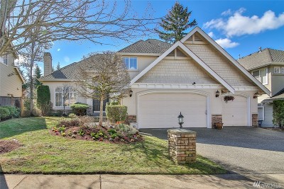 Sammamish Single Family Home For Sale: 21107 SE 5th St