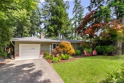 Bainbridge Island Single Family Home Pending: 1042 Lovell Ave NW
