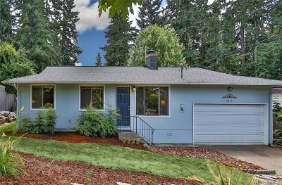 Kirkland Single Family Home For Sale: 8055 NE 124th St