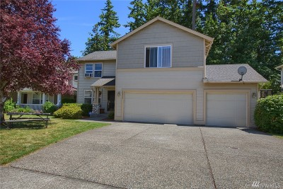 Auburn Single Family Home For Sale: 29646 130th Wy SE