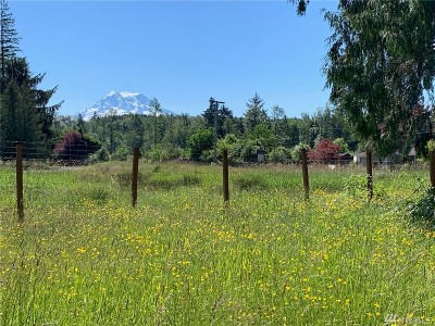Graham Residential Lots & Land For Sale: 13515 288th St E