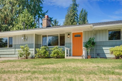 Renton Single Family Home For Sale: 13007 162nd Ave SE