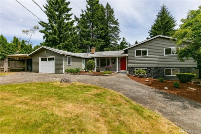 Sammamish Single Family Home For Sale: 3026 245th Ave SE