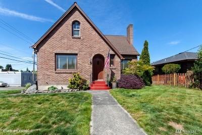 Tacoma WA Single Family Home For Sale: $469,000