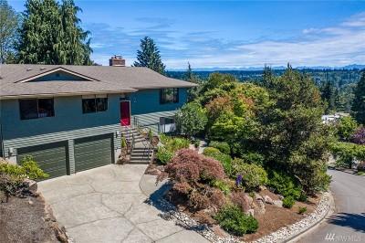 Kenmore Single Family Home For Sale: 6514 NE 191st