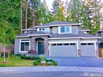 Sammamish Single Family Home For Sale: 2967 226th Place SE