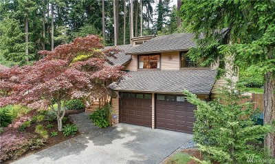 Edmonds Single Family Home For Sale: 9825 234th St SW